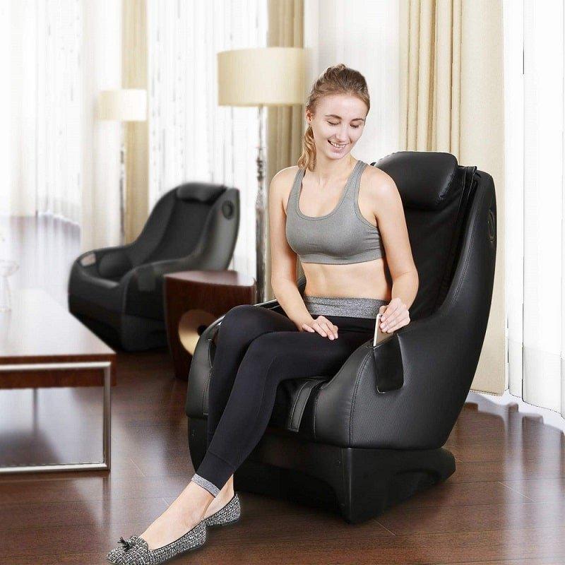 Shiatsu Massage Gaming Chair