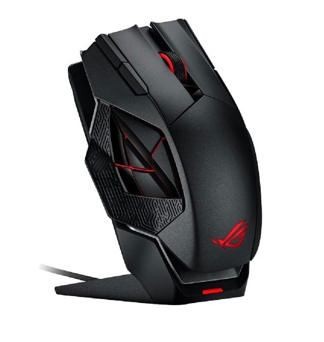 ASUS ROG SPATHA, Best heavy mouse for MMO-min