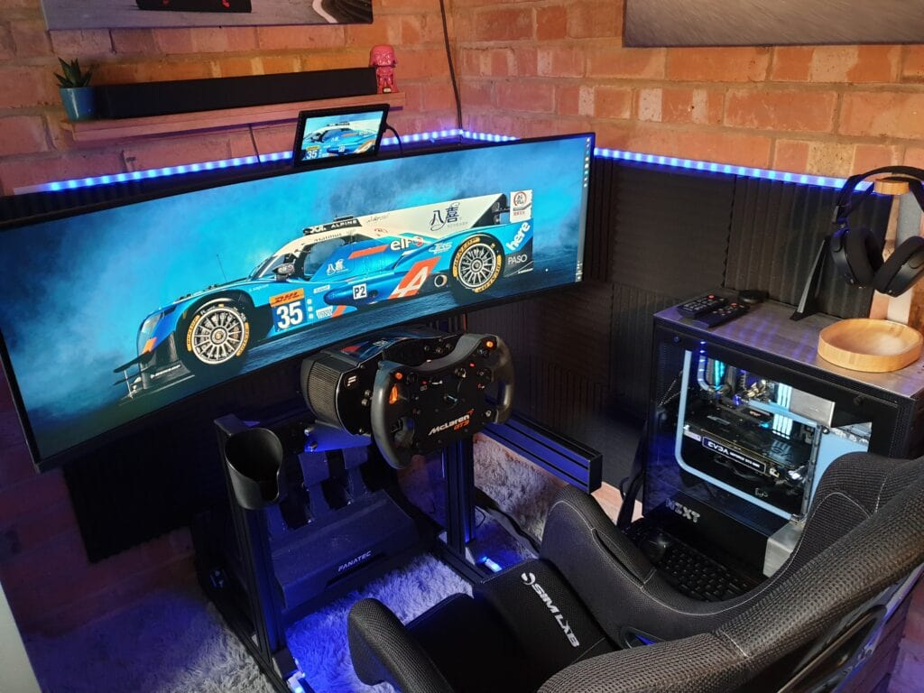 Best Sim Racing Setup