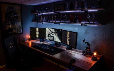 Best Gaming Room Setup