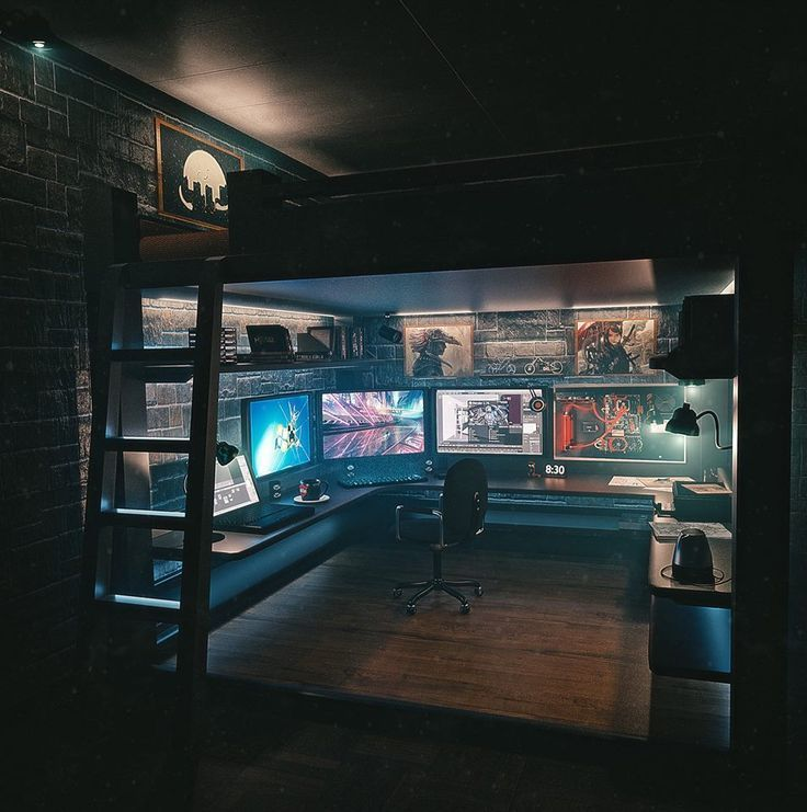 Best gaming office