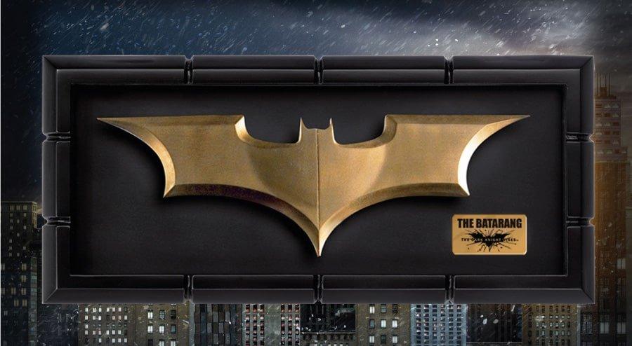 Batarang Replica Gaming Room Accessory