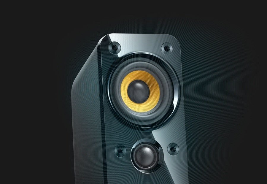Gaming console Speakers