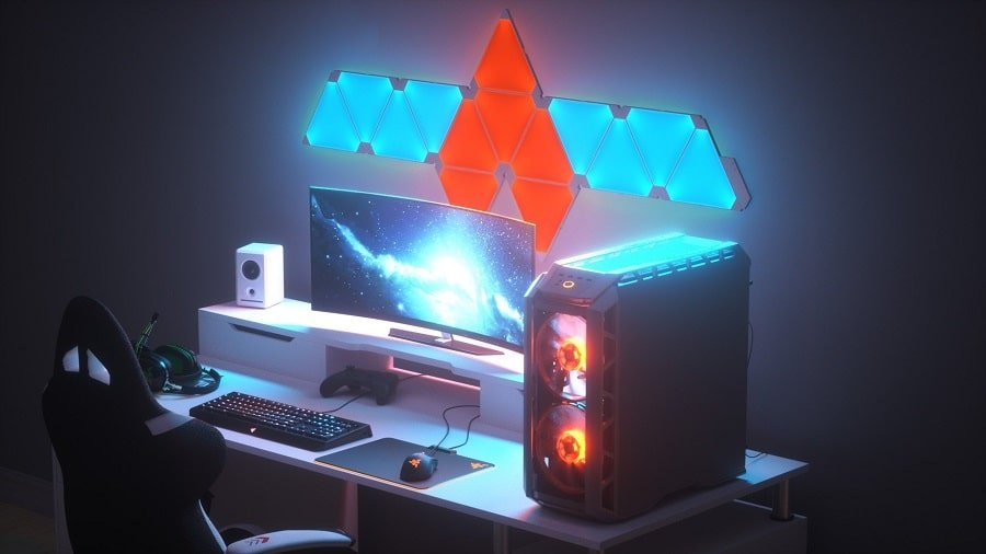 RGB Lighting for Gaming Rooms