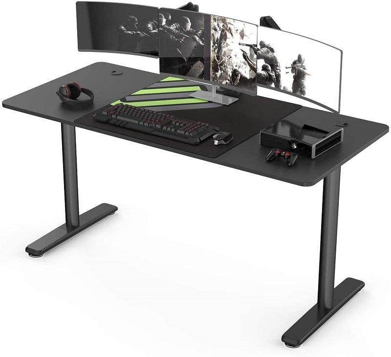 3 monitor computer desk