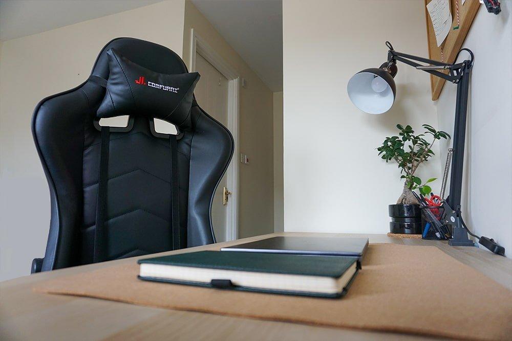 JL Comfurni chair review